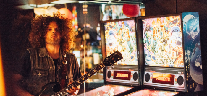 Wolfmother's Andrew Stockdale spills on his worst gig and recording with Dave Grohl