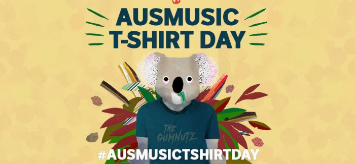 Ausmusic Month: Warner Music Australia Launches Exclusive Range of T-Shirts
