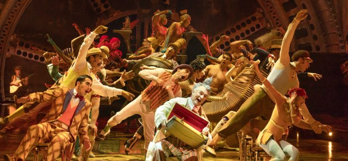 Cirque du Soleil's KURIOS : Interview with Kazuha Ikeda