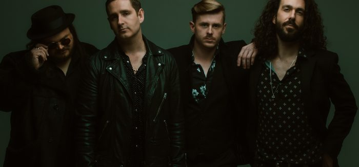 Kingswood Announce Third Album and Australian Tour