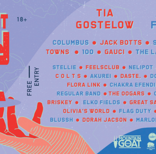 Mountain Goat Valley Crawl Drops Huge Lineup