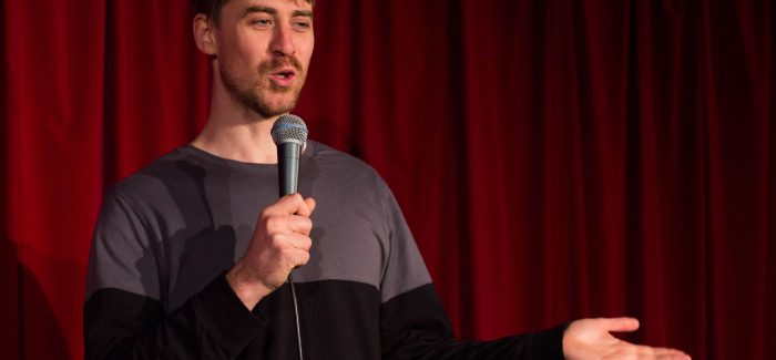 Shayne Hunter: One of Australia's most intellectually stimulating comedians!