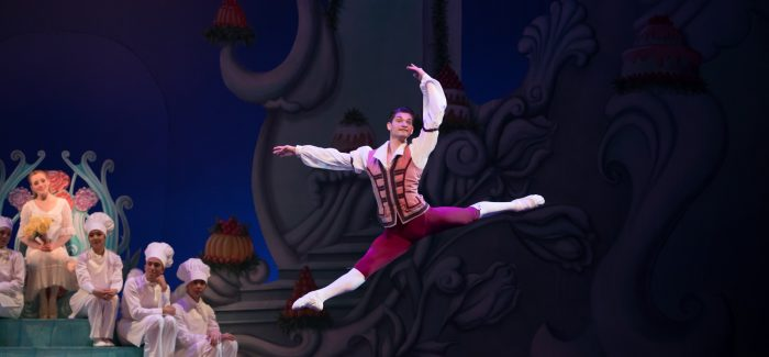 A day in the life of a dancer: Liam Geck