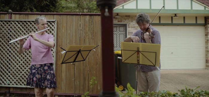 You Can't Stop the Music: QSO Online Performances