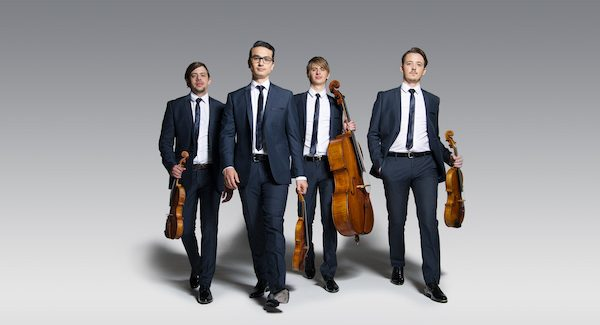 Orava Quartet Day in the Life: Karol Kowalik