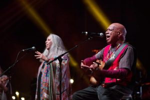 Archie Roach and Tiddas at the 2019 NIMA in Darwin