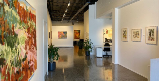 The Mitchell Fine Art Gallery