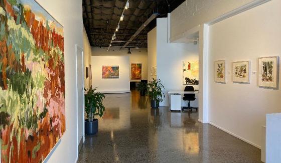 Small Brisbane Art Galleries Re-opening