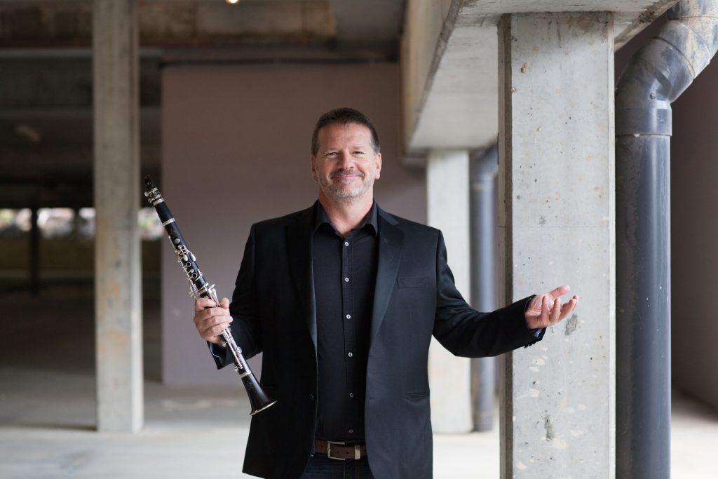 Paul Dean of Ensemble Q