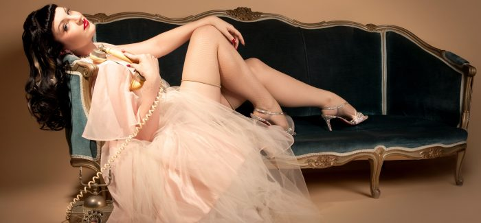 The Beauty of Burlesque: An interview with Lila Luxx