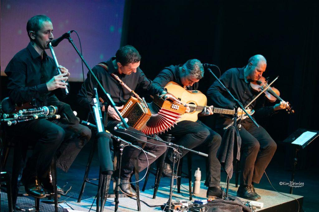Sasta Irish quartet