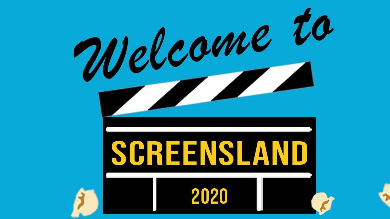 screensland online film festival banner