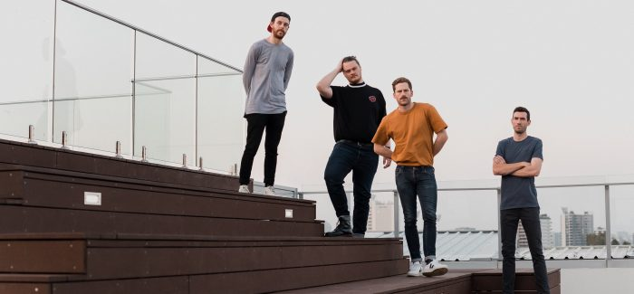 Tiny Castle Release Debut EP 'Perspectives'