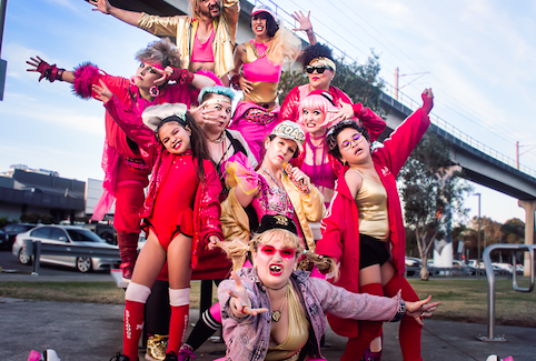 Dance Gladiators set to take over Brisbane Festival