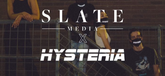 SLATE Media x Hysteria Studios