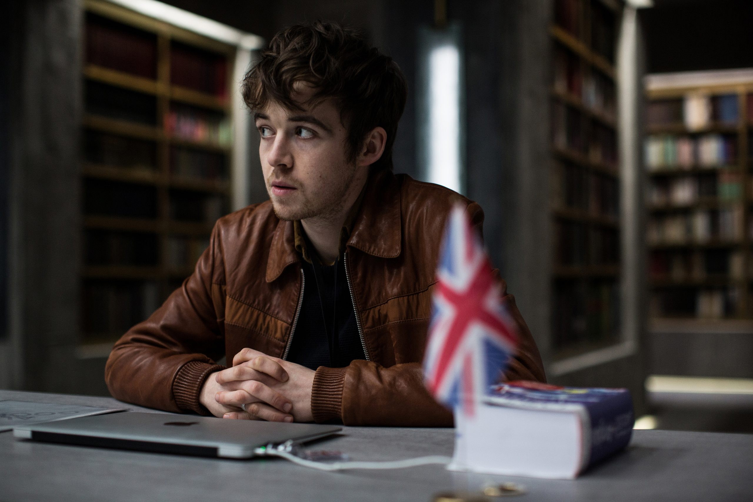the translators review alex lawther