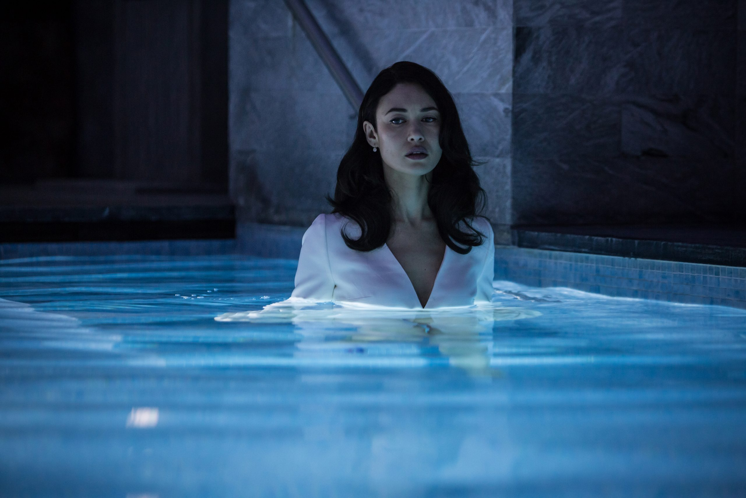 the translators review olga kurylenko