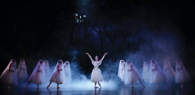 Queensland Ballet Presents Giselle Live at HOTA
