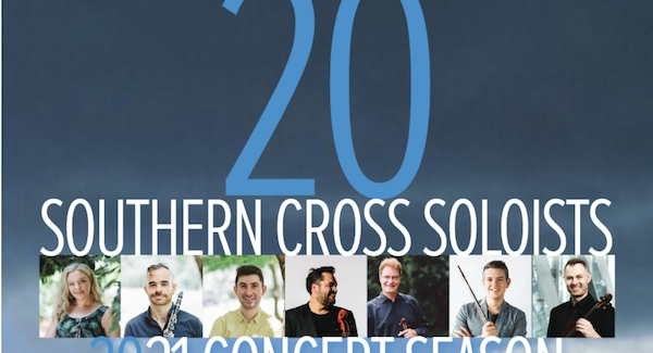 Southern Cross Soloists Launch 2021 Concert Season