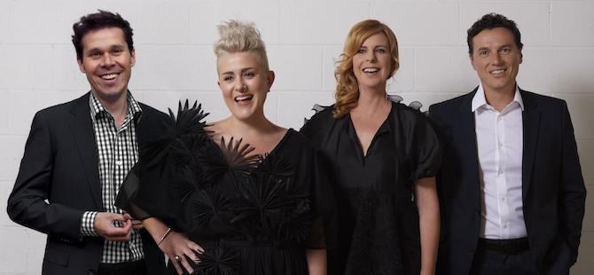 Katie Noonan launches AVÉ: Australian Vocal Ensemble