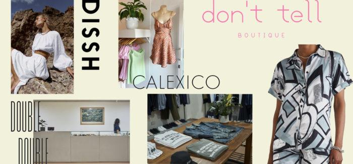 Fashion Boutiques born and bred in Brisbane