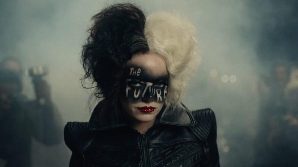 Emma Stone as Cruella 2021