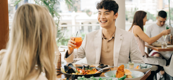 Get Out and Dine In With Dine BNE City