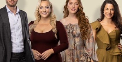 Opera Queensland's Four Young Artist Inductees