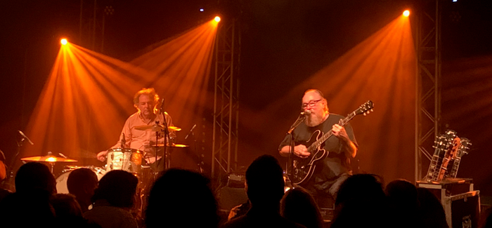Live Review: Ed Kuepper + Jim White @ The Triffid