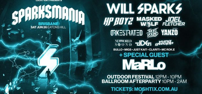 Will Sparks Brings His Sparksmania Show To Brisbane