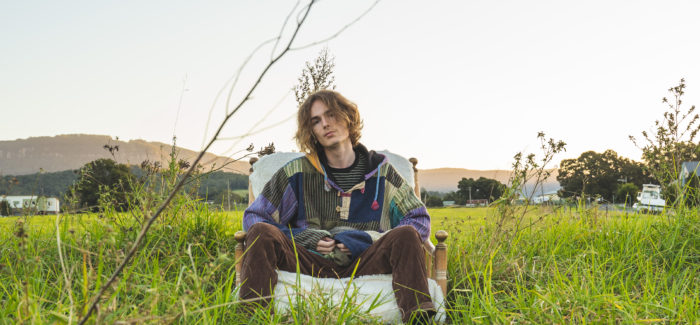 Aodhan Releases His Dreamy Debut EP