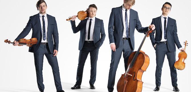 Orava Quartet Dazzles at Brisbane Music Festival